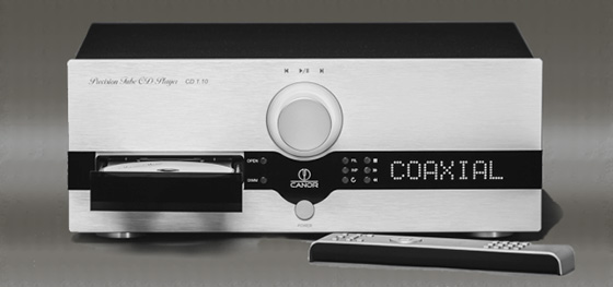 CANOR CD players