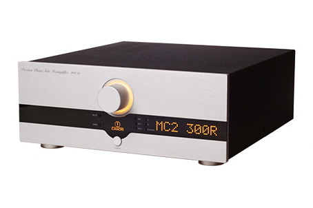 All-tube phono preamplifier CANOR PH 1.10